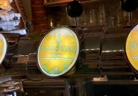 Rotterdamse bieren van de tap